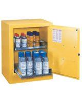 Justrite 890500 4 Gal Cabinet Aerosol W/Pdl Hndl