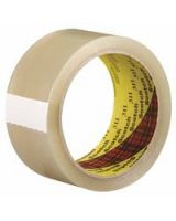 3M Industrial 405-021200-88292 Scotch Box Sealing Tape311 Clear 48Mm X 100M (Qty: 1)