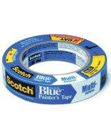"3M Abrasive 051115-03681 Scotch-Blue #2090 Painters 1""X60Yd Tape"