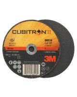 """3M Abrasive 051115-66518 C.O. Whl. T1 4 """" X .035"""" X 3/8 """" (50 WH)"""