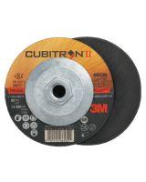 """3M Abrasive 051115-66530 C.O. Whl. T27 Q.C. 4.5 """"X .045 """" X 5/8-11 """" (50 WH)"""