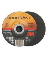 """3M Abrasive 051115-66539 C.O. Whl. T27  5 """" X .09"""" X 7/8 """" (50 WH)"""