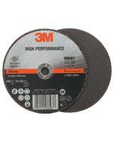 """3M Abrasive 051115-66567 Whl. T1 66567  4"""" X .125"""" X 3/8"""" (25 WH)"""