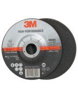 """3M Abrasive 051115-66584 Whl. T27  6 """" X .045 """" X7/8 """" (50 WH)"""