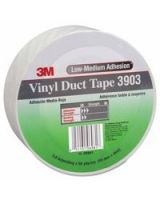 "3M Abrasive 051131-06982 3M Vinyl Duct Tape 3903Yellow 2""X50Yd"