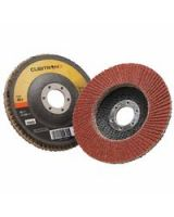 3M Abrasive 051141-55605 Cubitron Ii Flap Disc 9 (10 DC)