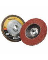 3M Abrasive 051141-55620 Cubitron Ii Flap Disc 9 (10 DC)