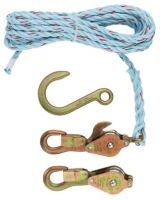 Klein Tools 1802-30S Block And Tackle