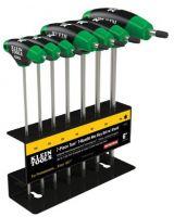 "Klein Tools JTH67T 7 Pc 6"" Torx Journeymant-Handle Set W/ Stand"