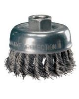 "Advance Brush 410-82220P P.O.P. 2-3/4"" Knot Wirecup Brush .020 Cs Wire (1 EA)"