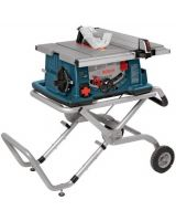 "BOSCH 4100-09 10"" Worksite Table Saw w/ Gravity-Rise Stand"