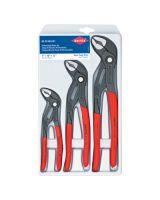 Knipex 002006US1 3-Pcs Cobra Pliers Set