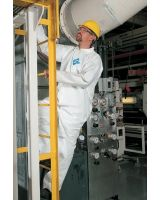Kimberly-Clark Professional 138-44316 Coverall Wht Elastic Wrists/Ankles 3Xl (Qty: 1)