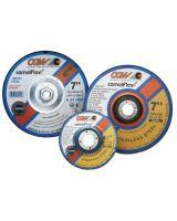 Cgw Abrasives 421-35624 4-1/2X1/4X7/8 Za24-T-B Zirconia T27 Dp Ct Whl (Qty: 1)