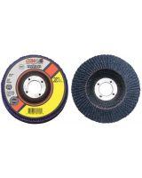 """Cgw Abrasives 421-42103 4""""X5/8"""" T27 Z3 Reg 40 Grit Flap Disc (Qty: 1)"""