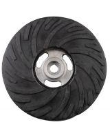 """Cgw Abrasives 421-49515 4"""" Medium Back-Up Pad W/O Nut (Qty: 1)"""