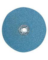 Cgw Abrasives 421-48112 5X7/8 36 Grit Type Zirkresin Fibre Disc (Qty: 1)