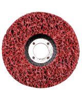 Cgw Abrasives 421-59205 4 1/2 X 5/8-11 Sil Carbide Xtra Coarse-Red (Qty: 10)