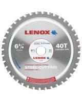 "Lenox 21881St714040Ct 7-1/4"" 40T Steel Metal Cutting Saw Blade"
