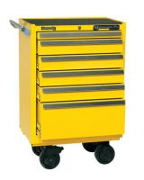 "Kennedy 2702MPYW 27"" 6-Drawer Maintenancepro Roller Cabinet"