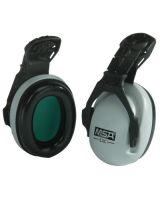 Msa 10061230 Universal Cap Mount Earmuff For Slotted Cap