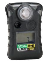 Msa 454-10074136 Single Gas Detector Pkgdaltair Pro H2S (Qty: 1)