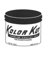 Kolor Kut 460-Kk02 2.25Oz.Gas Finding Pastekolor-Kut (12 JAR)