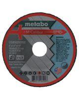 Metabo US616292000 6X1/4X7/8 Ca46U Type 27Dep. Cntr Wheel (10 EA)