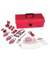 Master Lock 1457E410KA Safety Series Personal Lockout Kits