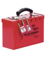 "Master Lock 498A 6""X9-1/4"" X3-3/4"" Metalgroup Lock Box"