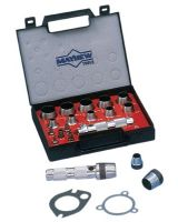 "Mayhew Tools 66000 330Us 16-Pc. Hollow Punch Set 1/8""-1-3/16"