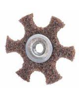 Merit Abrasives 08834185678 Merit Type Gd Stars 3 X1/4-20