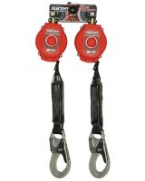 Honeywell Miller 493-Mflb-3-Z7/6Ft Twin Turbo D-Ring Connector- 2 Mfl-3-Z7/6Ft (1 EA)