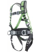 Honeywell Miller 493-R10Cn-Tb-Bdp/Ugn New Revolution Construction Style Harness With 3 (1 EA)