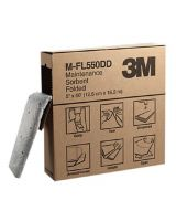 "3M 498-M-Fl550Dd 5""X50' Folded Maintenance Sorbent 3Boxes/Case (Qty: 1)"