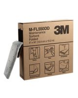 "3M M-FL550DD 5""X50' Folded Maintenance Sorbent 3Boxes/Case (3 EA)"