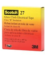 3M Electrical 500-15074 27 3/4X66 Scotch Glass Cloth Tape (1 ROL)
