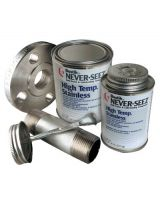Never-Seez 535-Nssbt-8 V176208 High Temp Stainless Brush Top 8Oz (Qty: 1)