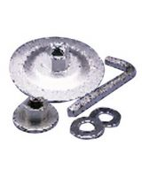 Norton 547-07660789275 114 Adaptor Kit For 7 And 9 In. Wheels (Qty: 1)