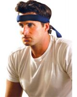 Occunomix 954-BDN Miracool Headband: Bluedenim