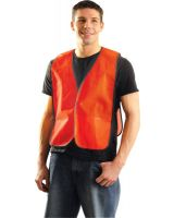 Occunomix LUX-XNTM-YR R Occlx No Tape Mesh Vest:Yel