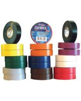 "Berry Plastics Products 573-1088276 777-1 3/4"" X 60' Black Electrical Tape (1 RL)"