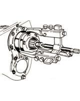 Proto 4233E Puller Set 10 Ton 3-Way