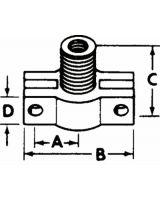 Proto 4250B Puller Yoke 2 Way Acme T