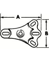 Proto 4277 Puller Set Rear Axle Flange Foot Edp#47142