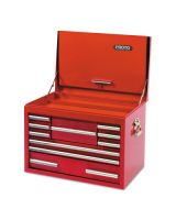 "Proto 442719-10RD-D Red Drop Front Chest 27X19"" 10 Drawer"