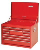 """Proto 442719-12Rd-D Red Drop Front Chest 27X19"""" 12 Drawer"""