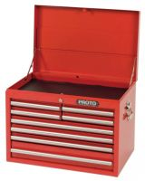 """Proto 442719-8RD Red 8 Drawer Chest 27X19"""""""