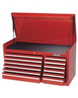 """Proto 444119-12Rd Red 12 Drawer Chest 41X19"""""""