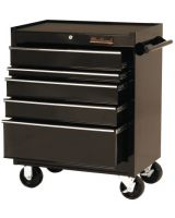 "Blackhawk 92705R Cabinet 27"" 5 Drawer Blk"